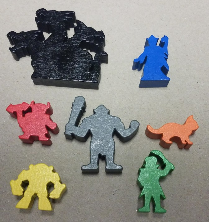 New Meeples